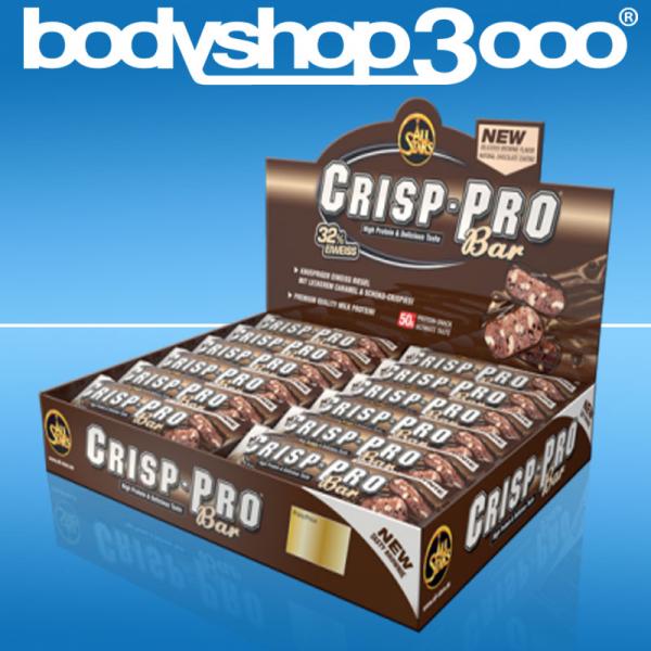All Stars Crisp-Pro Bar, 24 Riegel a` 50g