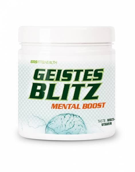 SRS Muscle Geistesblitz Mental Booster 210g Dose