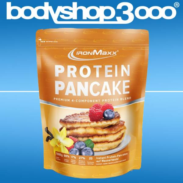Ironmaxx Protein Pancake 1KG