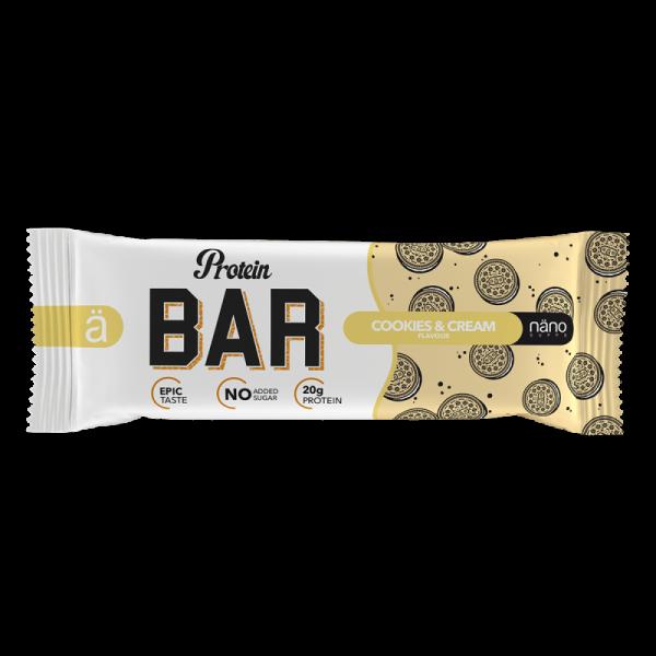 nanosupps-ä-protein-Bar-low-sugar-riegel-cookies-cream