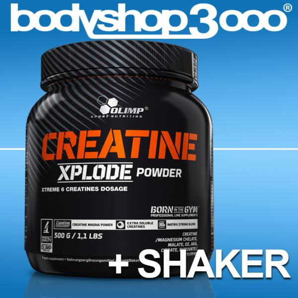 Olimp Creatine X-Plode Creatin Powder
