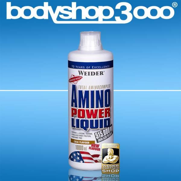 Weider 1 Liter Amino Power Liquid