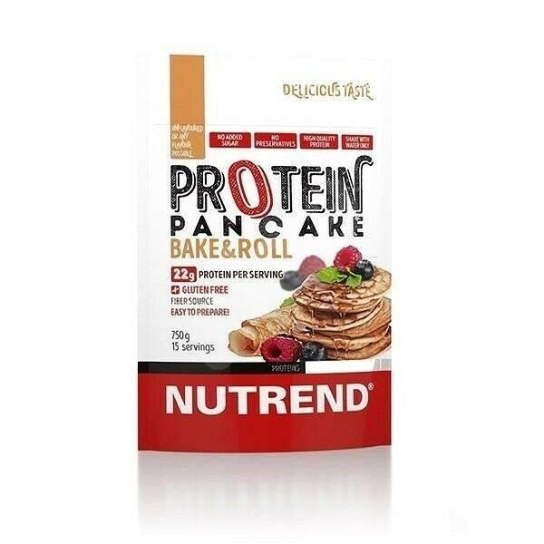 Nutrend Protein Pancake 750g Beutel