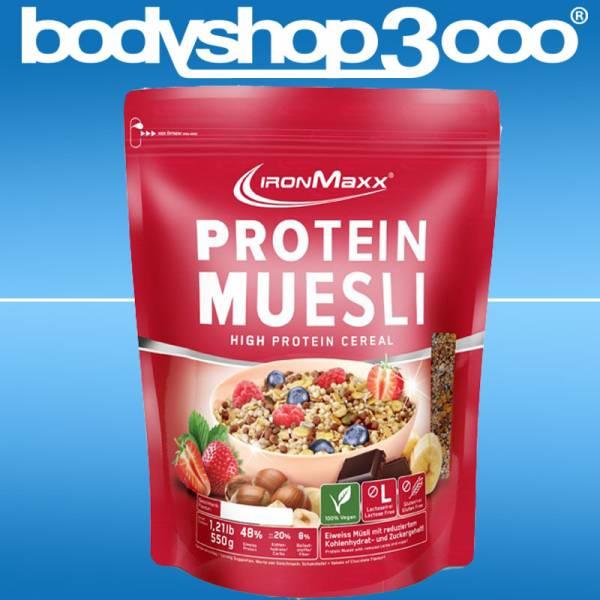 Ironmaxx - Protein Müsli 550g