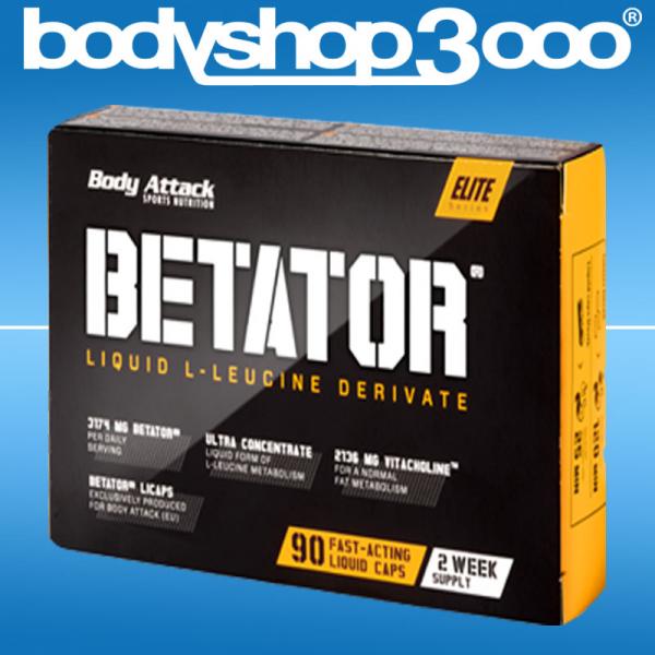 Body Attack Betator 90 Caps