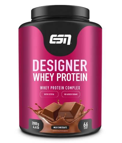 ESN Designer Whey Protein, 2000g Dose