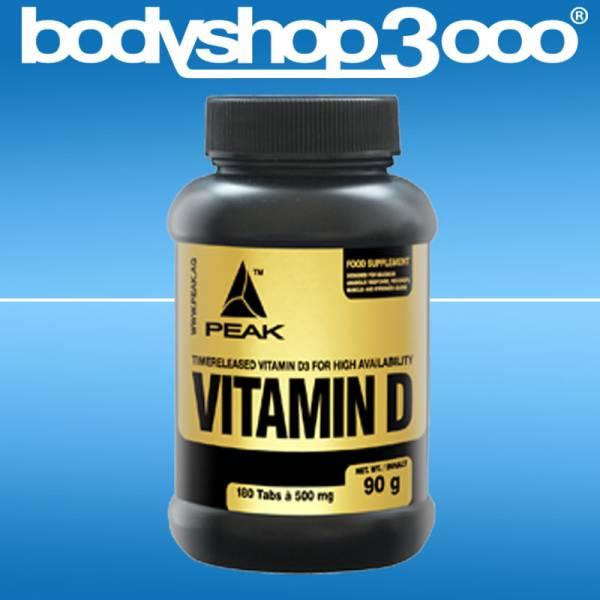 Peak - Vitamin D 90g