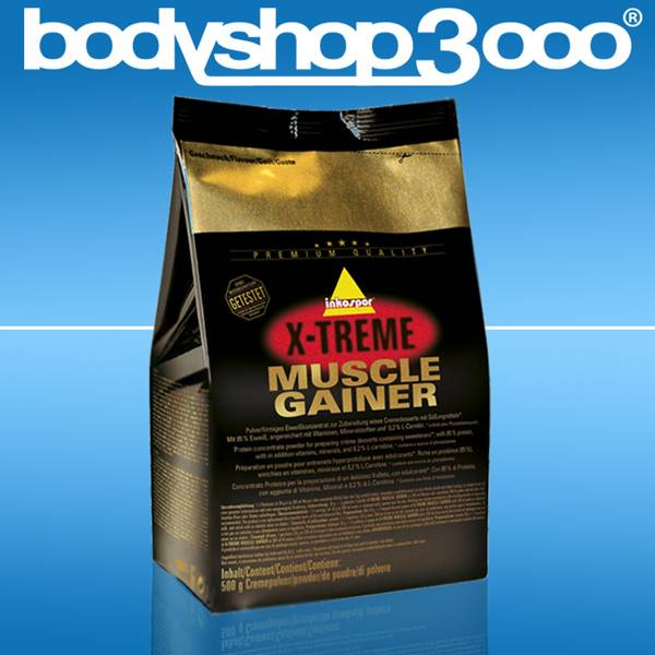 Inko X-Treme Muscle 85 Protein 500 g Inkospor Eiweiß