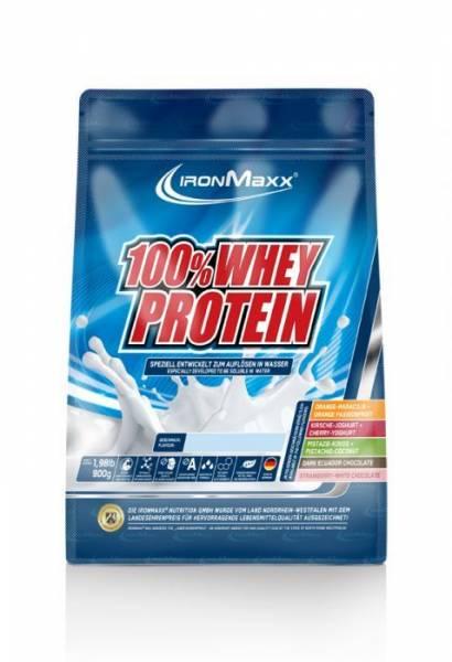 Ironmaxx - 100% Whey Protein Beutel