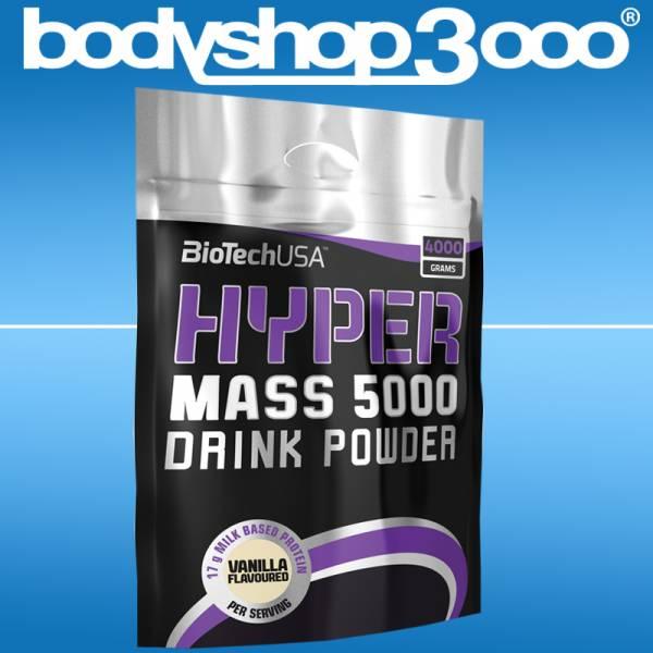 BioTechUSA Hyper Mass 5000 - 4000g Beutel