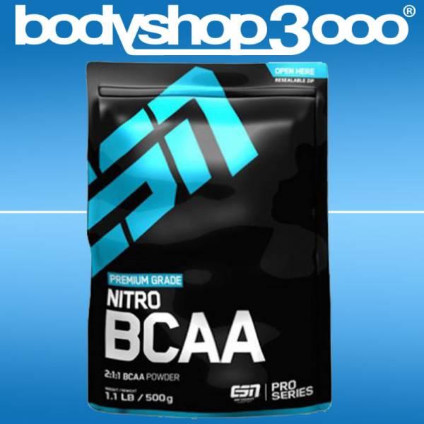 ESN - Nitro BCAA Powder, 500g