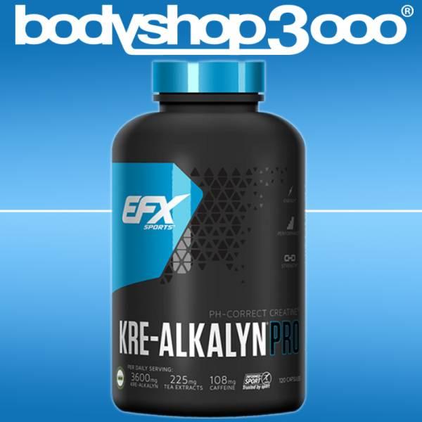 EFX Kre-Alkalyn PRO 120 Caps