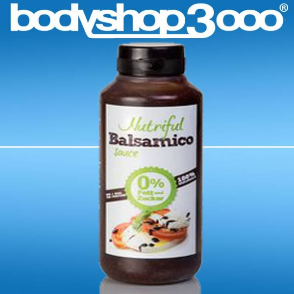 Nutriful - Balsamico 0% Saucen 265ml