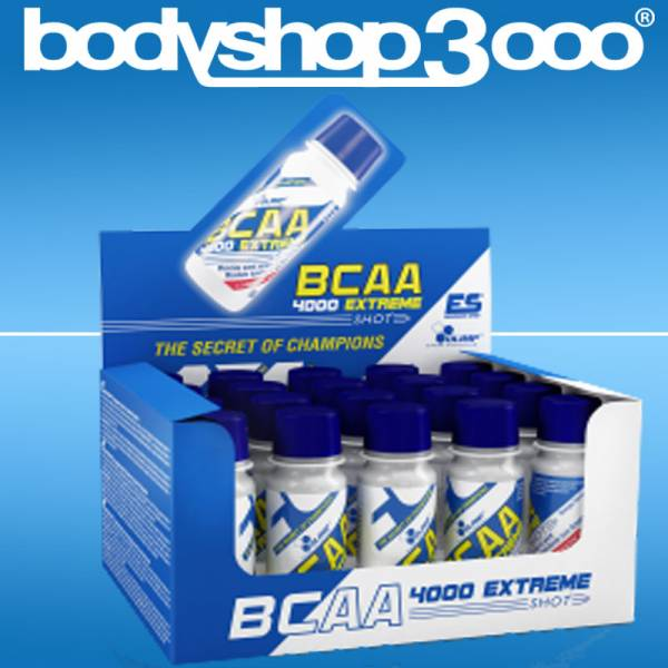 Olimp - BCAA 4000 EXTREME SHOT 20x60ml