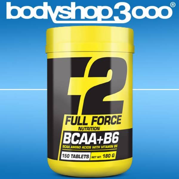 Full Force Nutrition - BCAA+B6 420g