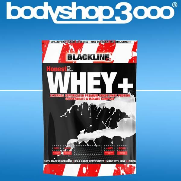 Blackline 2.0 Eiweiß Honest Whey+ Protein 1000g Beutel
