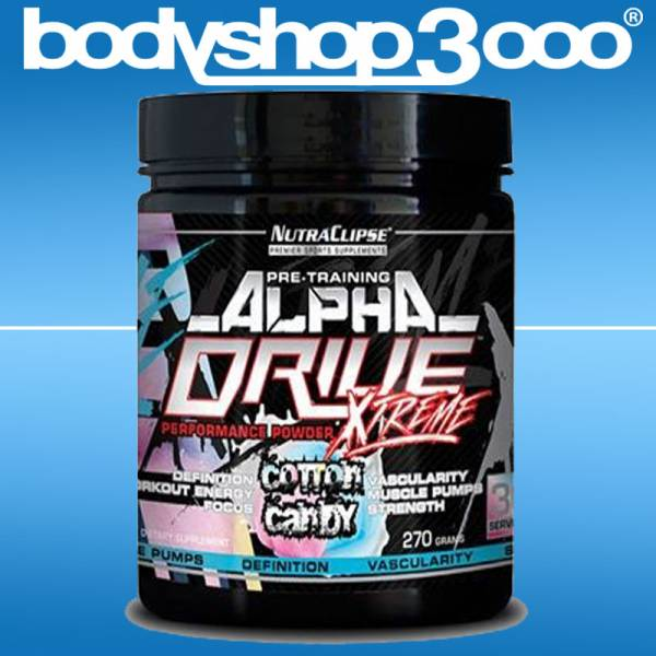 Nutraclipse - Alpha Drive Xtreme 270g