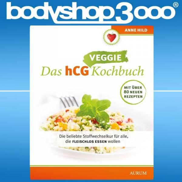 Anne Hild: Das hCG veggie Kochbuch