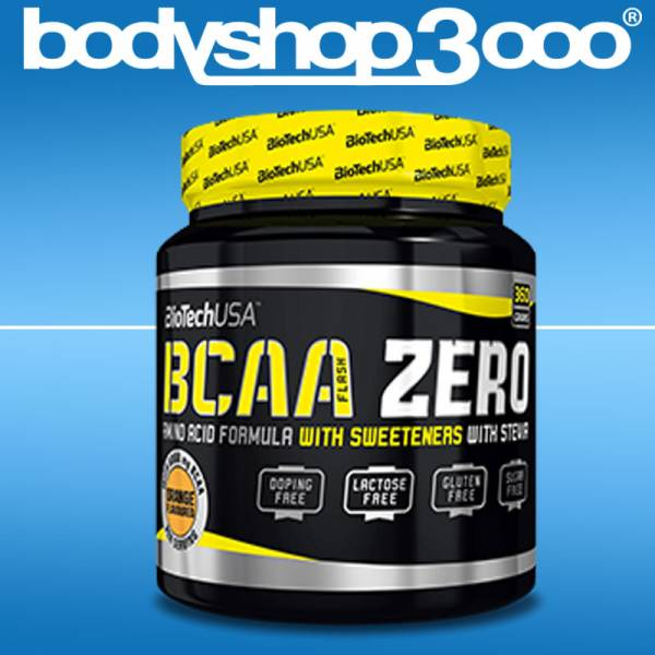 Biotech USA - BCAA Flash Zero 360g