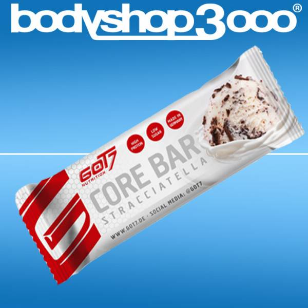 GOT 7 - Core Bar Protein Eiweiss Riegel 60g