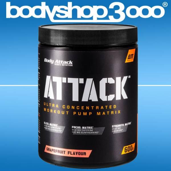 Body Attack - Attack 600g