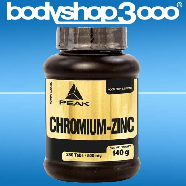 Peak - Chrom - Zink 140g